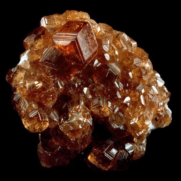 ИАГ  (гранатит - синтетический камень)