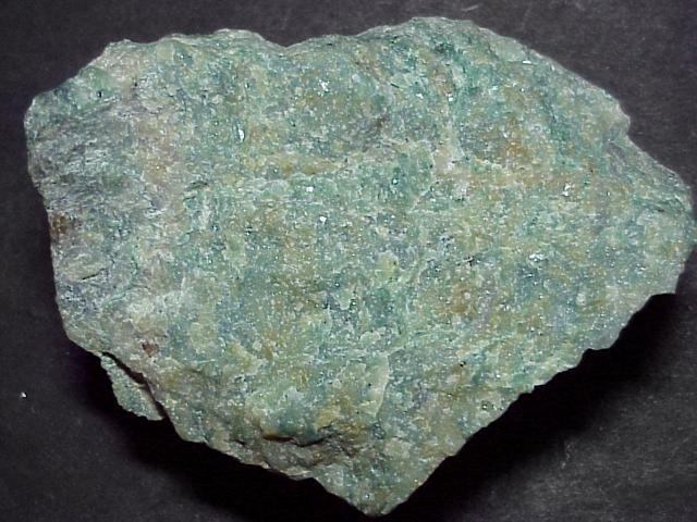 Беризит  (порода, преим. альбит и флогопит)